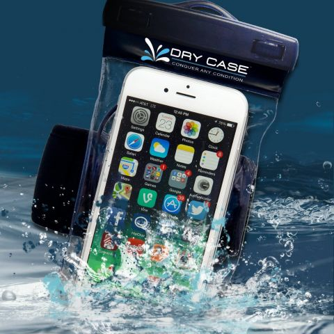 Drycase waterproof pouch