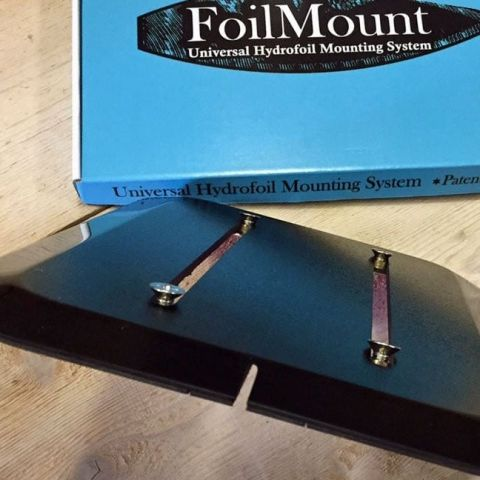 Ridge FoilMount for Surfboard, Paddleboard (SUP), Skimboard and other