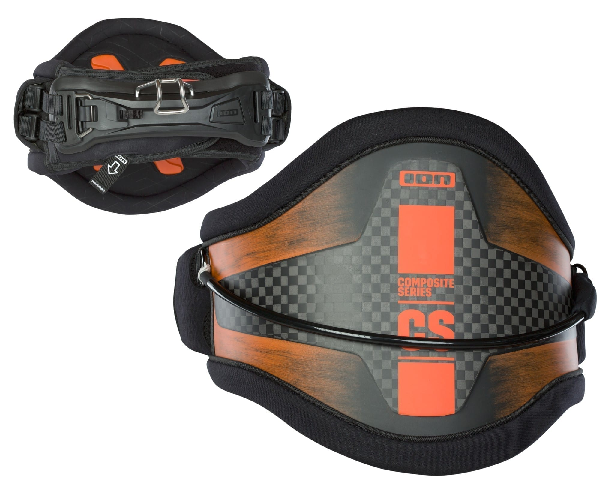 2018 Ion CS Freeride Waist Harness