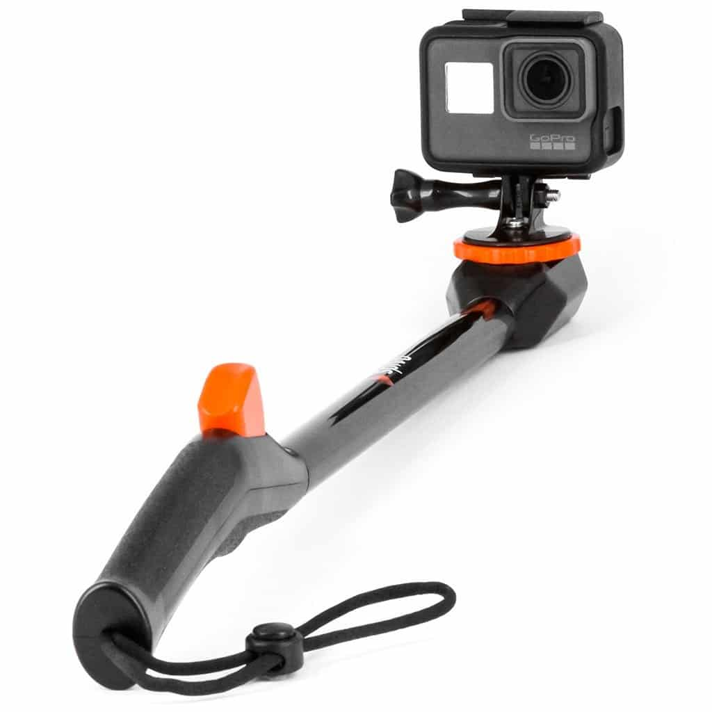 Spivo 360 Swivel Selfie Stick (Pole)